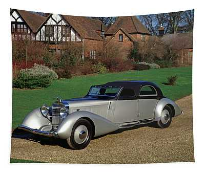 1935 Hispano Suiza K6 Fernandez & Tapestry