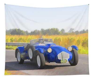 1953 Allard J2x Roadster Tapestry