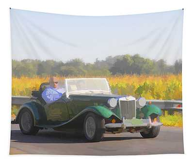 1953 Mg Td Tapestry
