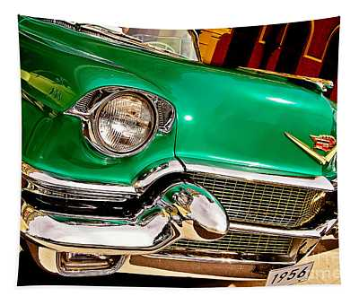 1956 Cadillac Detail Tapestry