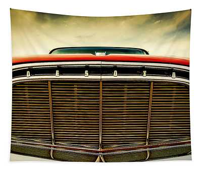 1960 Desoto Fireflite Coupe Grill Tapestry
