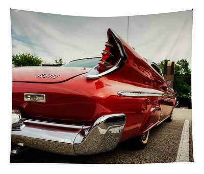 1960 Desoto Fireflite Three Quarter Rear Tapestry