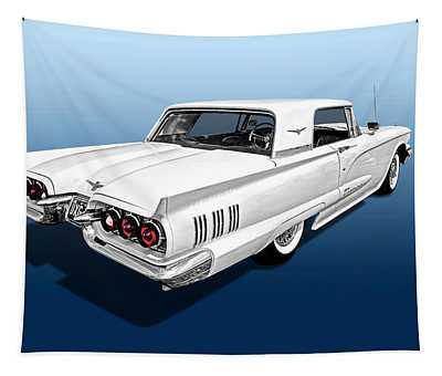 1960 Ford Thunderbird Tapestry
