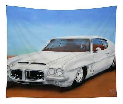 1972 Pontiac Gto Tapestry