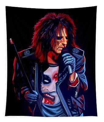 Alice Cooper Tapestries