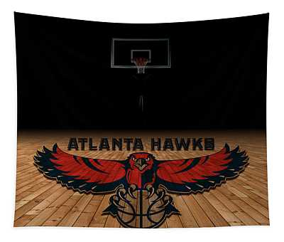 Atlanta Hawks Tapestry