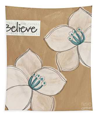 Believe Tapestry