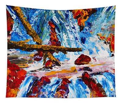 Burch Creek Run-off Tapestry