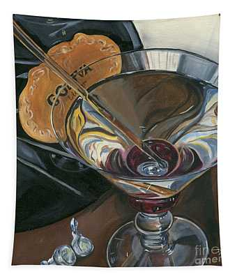 Chocolate Martini Tapestry