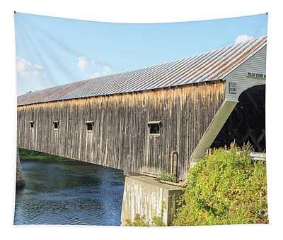 Cornish-windsor Covered Bridge IIi Tapestry