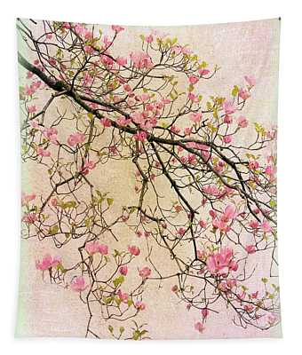 Dogwood Canvas 2 Tapestry