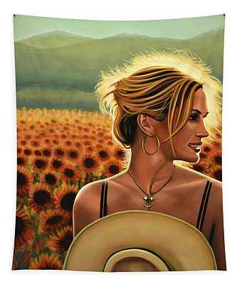 Julia Roberts Tapestry