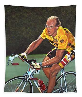 Laurent Fignon  Tapestry
