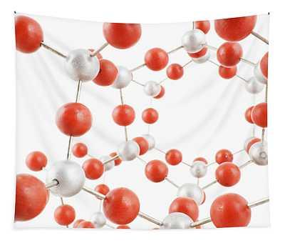 Molecular Model Tapestry