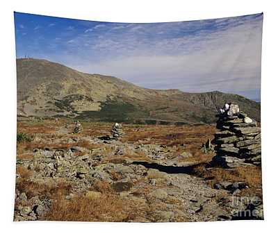 Mount Washington - White Mountains New Hampshire Tapestry