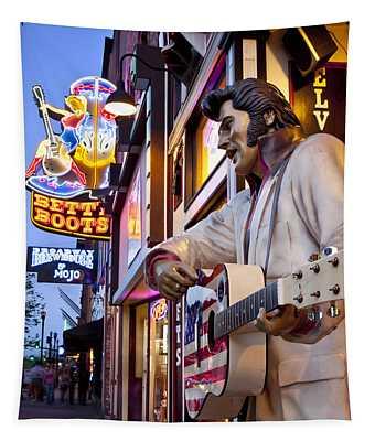 Music City Usa Tapestry