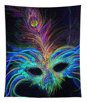 New Orleans Intrigue Tapestry