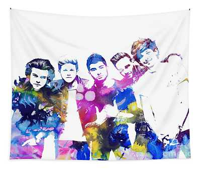 One Direction Tapestry