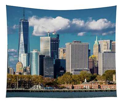 One World Trade Center, New York New Tapestry