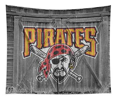 Pittsburgh Pirates Tapestry