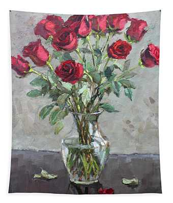 Bouquet Wall Tapestries