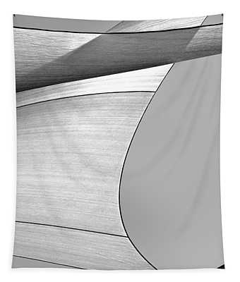 Sailcloth Abstract Number 4 Tapestry