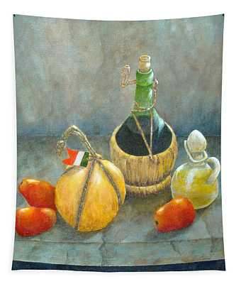 Sicilian Table Tapestry
