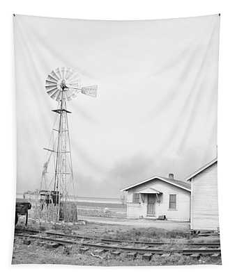Texas Dust Storm, 1936 Tapestry
