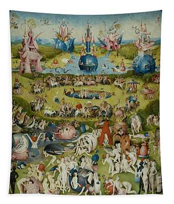 The Garden Of Earthly Delights Tapestry