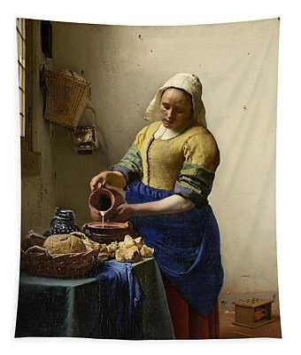 The Milkmaid Tapestry