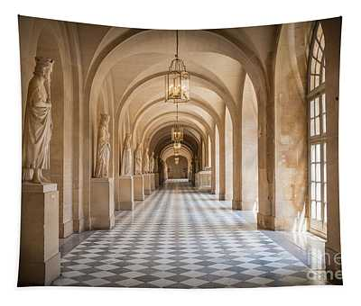 Versailles Hallway Tapestry