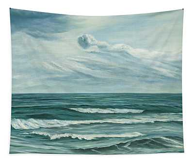Waving Sea Tapestry