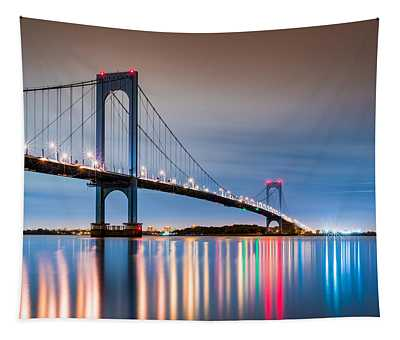 Whitestone Bridge Tapestry