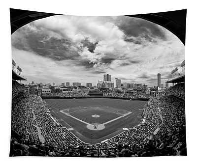 Chicago Black And White Tapestries