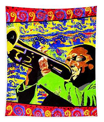 Wynton Marsalis Plays Louis Armstrong Tapestry