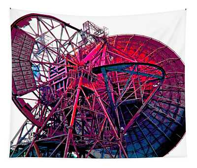 26 East Antenna Abstract 4 Tapestry