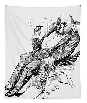 Benjamin Jowett (1817-1893) Tapestry