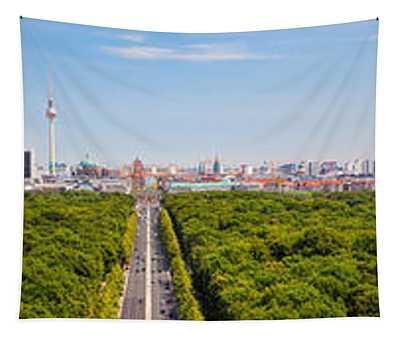 Berlin Panorama Tapestry
