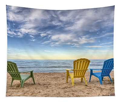 Relax Wall Tapestries