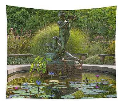 Park Beauty Tapestry