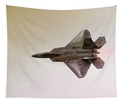F-22 Raptor Tapestry