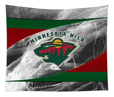 Minnesota Wild Tapestry