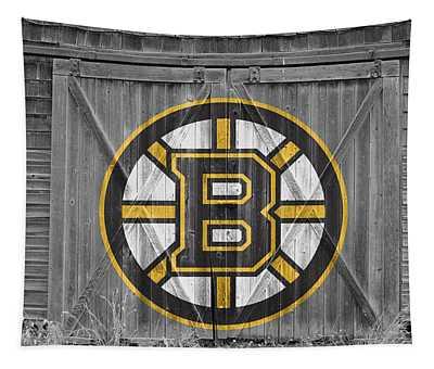 Boston Bruins Tapestry