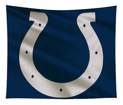 Indianapolis Colts Uniform Tapestry