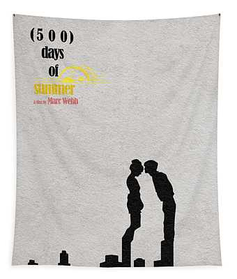 500 Days Of Summer Tapestry