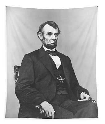 President Lincoln Tapestry