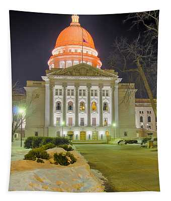 Madison Capitol Tapestry