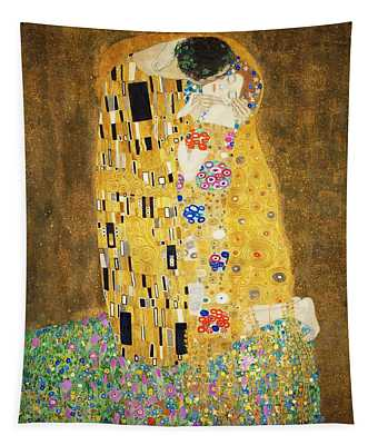 The Kiss Tapestry