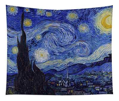 Starry Night Tapestry
