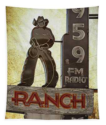 95.9 The Ranch Tapestry